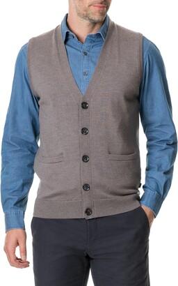 Rodd & Gunn Haywards Merino Wool Sweater Vest