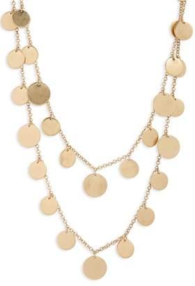 Panacea Double Strand Necklace