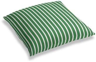 Loom Decor Simple Floor Pillow Sunbrella® Shore - Emerald