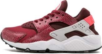Nike Womens Air Huarache - Team Red/Hyper Punch