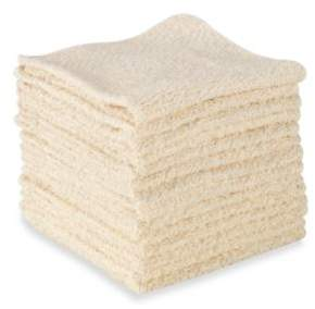 Banded Washcloths (Set of 14)