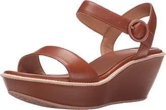 Camper Women's Damas Ankle Strap Wedge Sandal