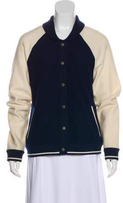 Rag & Bone Wool Two-Tone Jacket