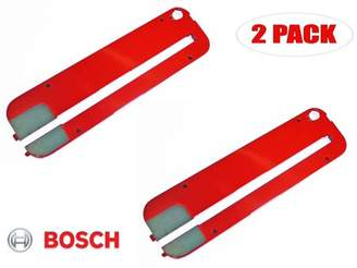 Bosch 4100 Table Saw Replacement Table Insert Assembly # 2610950090 (2 PACK)