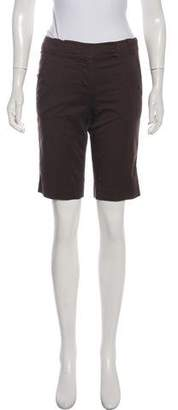 Tory Burch Tonal Knee-Length Shorts
