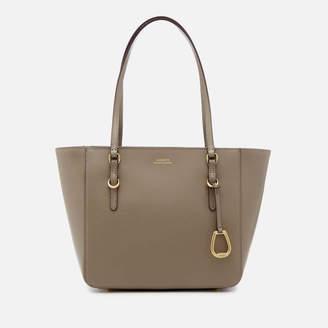 Lauren Ralph Lauren Women's Bennington Medium Shopper Bag - Taupe