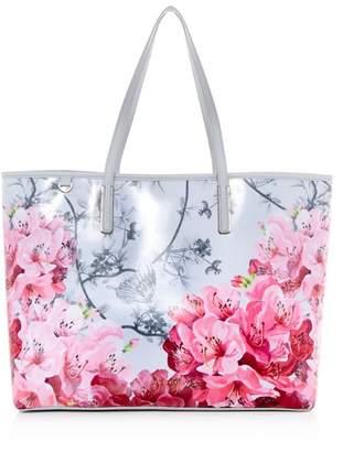 Ted Baker BBroke Floral Print Tote