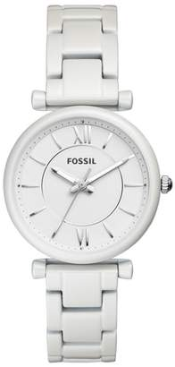 Fossil Charlie Bracelet Watch, 35mm