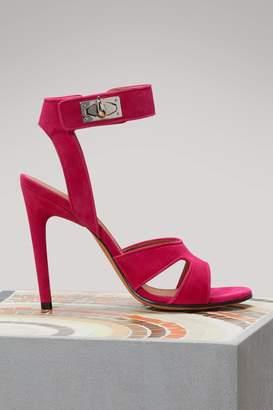 Givenchy Shark Lock sandals