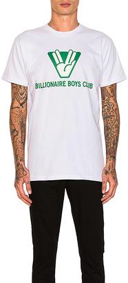 Billionaire Boys Club Prosper Tee in White $50 thestylecure.com
