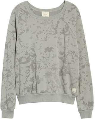 Maaji Sleek Camo Granite Sweatshirt