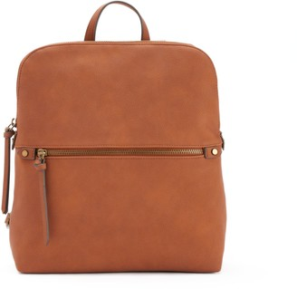 Sonoma Goods For Life SONOMA Goods for Life Riley Faux-Leather Backpack