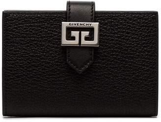 Givenchy silver-tone hardware coin wallet
