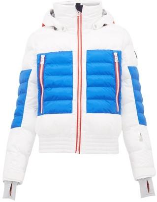 Toni Sailer Muriel Padded Ski Jacket - Womens - White Multi