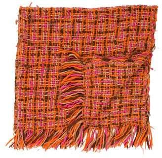 Jonathan Adler Happy Home Wool Throw Blanket