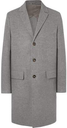 Mr P. Double-Faced Virgin Wool Coat
