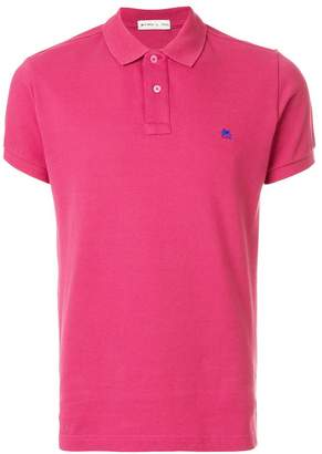 Etro slim fit polo T-shirt