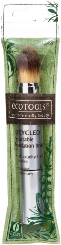 EcoTools Recycled Aluminum Retractable Foundation Brush