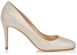 Jimmy Choo Bridget 85 Glitter Pumps