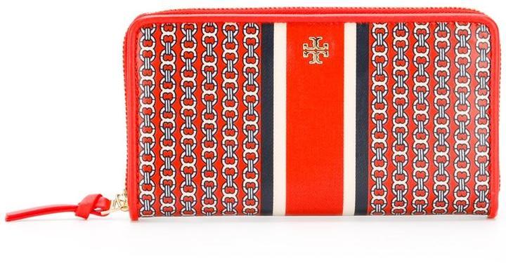 Tory BurchTory Burch all around zip wallet