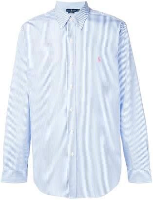 Ralph Lauren striped button-up shirt