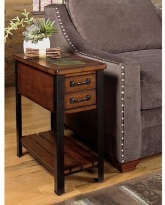 Wildon Home End Table With Storage