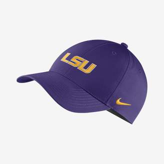Nike College Dri-FIT Legacy91 (LSU) Adjustable Hat