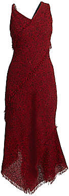 Roland Mouret Women's Amargo Boucle Dress