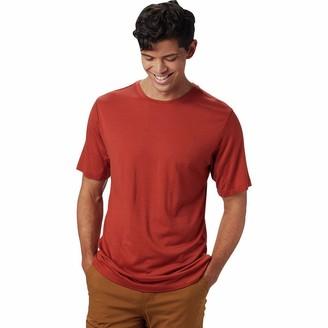 00012fa2 Mountain Hardwear Diamond Peak Short-Sleeve T-Shirt - Men's
