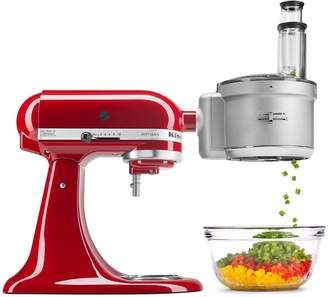 KitchenAid Stand Mixer Food Processor Attachment with Commercial Style Dicing Kit