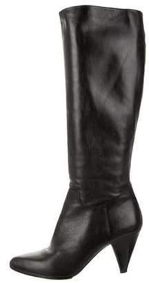 MICHAEL Michael Kors Greenwich Tall Boots Black Greenwich Tall Boots