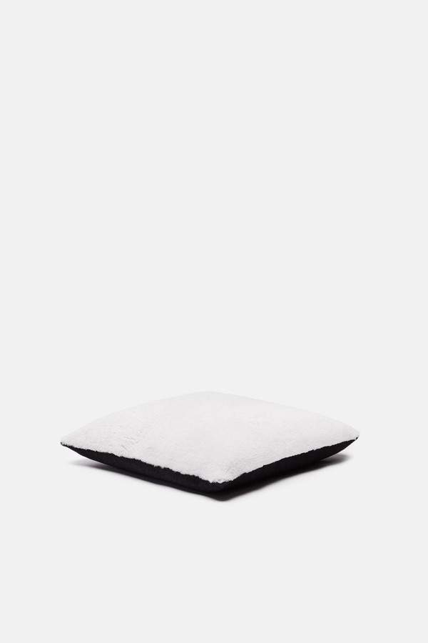 Tenfold New York Tenfold New York Cream Shearling Pillow
