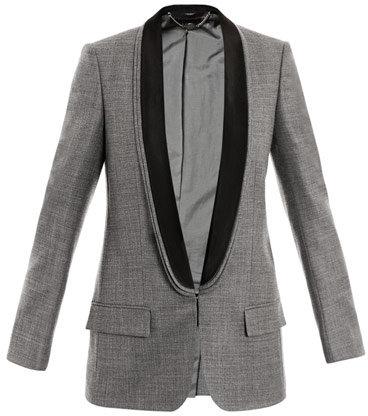 Stella McCartney Matilda triple lapel jacket