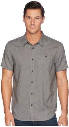 Prana Virtuoso Short Sleeve Shirt Men's Short Sleeve Button Up