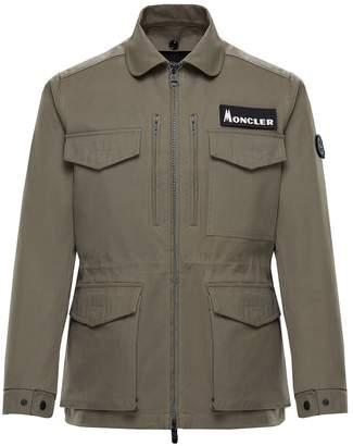 Moncler Genius 7 fragment hiroshi fujiwara patch detail jacket
