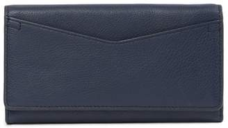Fossil Caroline Leather Wallet - RFID Protection