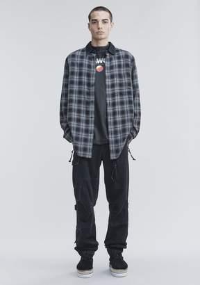 Alexander Wang DENIM CARGO PANTS PANTS