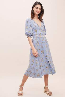 Sessun Mund Floral-Print Dress