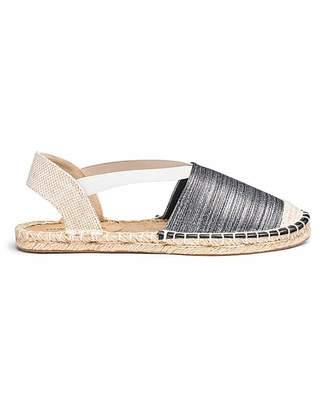 0acdde90bed1 Elastic Straps Sandals For Women - ShopStyle UK