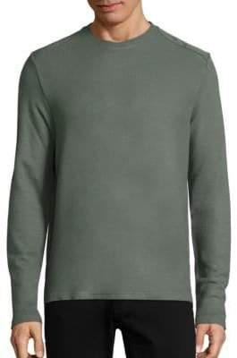 Ovadia & Sons Thermal Patch Tee
