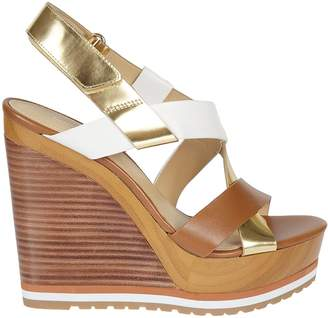 Michael Kors Mackay Wedge Sandals