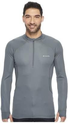 Columbia Heavyweight II Long Sleeve Half Zip Men's Long Sleeve Pullover