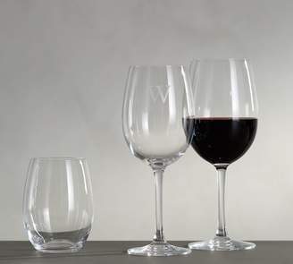 Pottery Barn Wine Country Collection Glasses