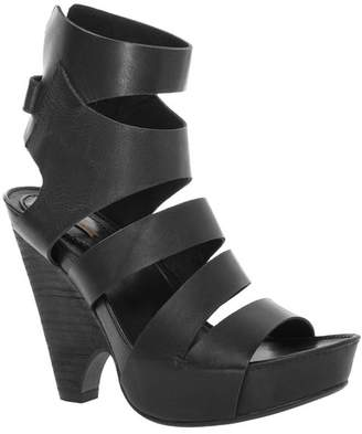 Max Studio Novella Cutout Open Toe Heeled Sandal