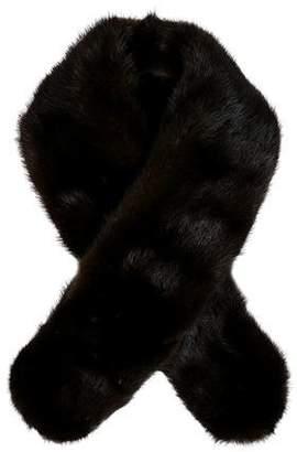 Mink Fur Stole