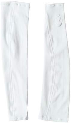 C3fit (シー スリー フィット) - (シースリーフィット) C3fit トレーニング インスピレーションアームカバー 3F06360 [ユニセックス] W ホワイト M