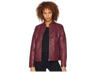 Tribal Long Sleeve Zip Front Jacket