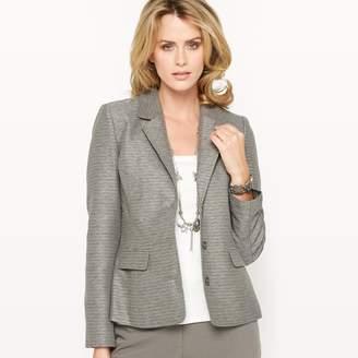 Anne Weyburn Textured Weave Jacket