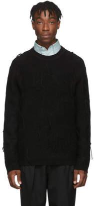Tiger of Sweden Black Maurits Sweater