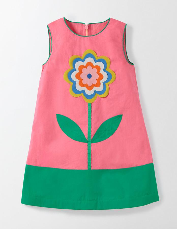 BodenFun Woven Dress